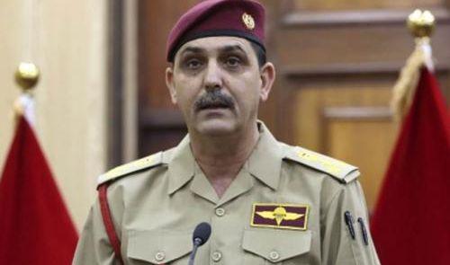 الاعلام الامني ينفي حدوث اي قصف لمواقع الحشد داخل الاراضي العراقية