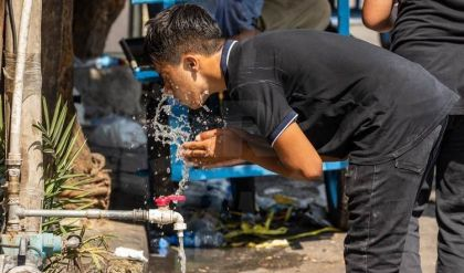 الحرارة تلامس الـ50 درجة في العراق  وتنبؤ بانخفاضها بدءاً من الاربعاء