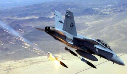 طائرات التحالف تدمر نفقا لداعش في صلاح الدين