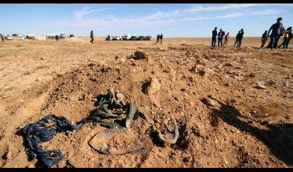 الاستعداد لفتح مقبرة جماعية لضحايا داعش في نينوى