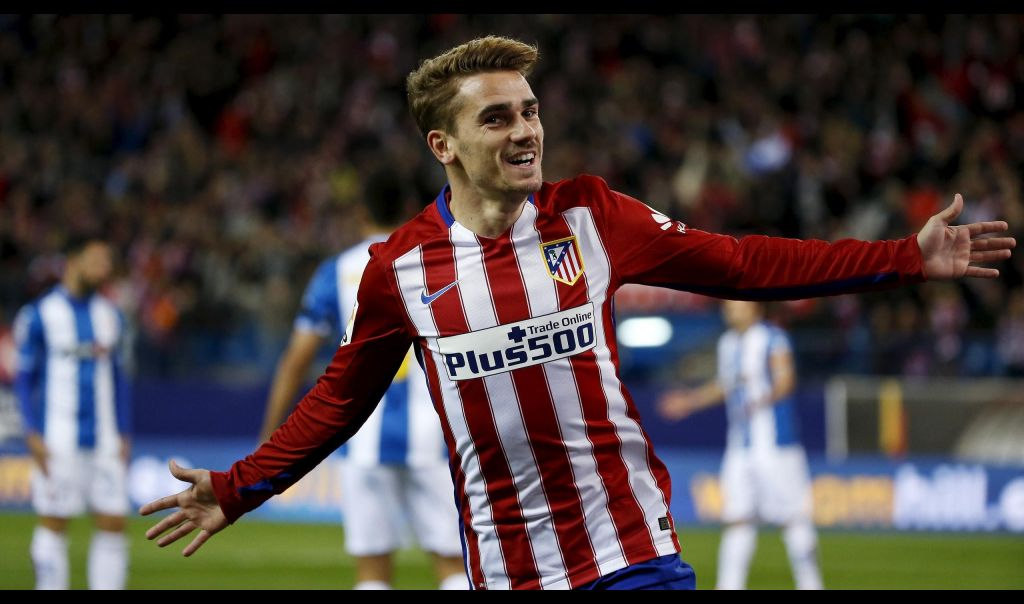 فوز هام لأتلتيكو مدريد في الدوري الإسباني