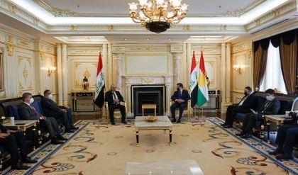 وزير الاتصالات العراقي خلال لقائه مسرور بارزاني: نحترم خصوصية كوردستان ومستعدون لتقديم الدعم