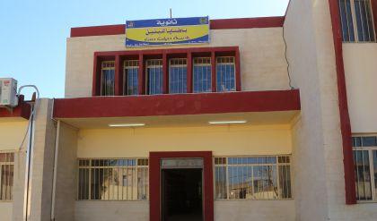 الـ undp تعيد تأهيل ثلاث مدارس وتتهعد بأعادة اعمار 400 منزل في باطنايا شمال الموصل