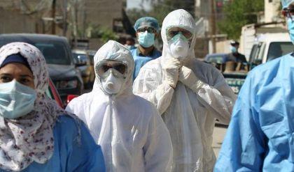 الصحة تسجل قفزة في اصابات كورونا ووفاة جديدة