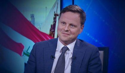 السفير البريطاني: متفائل بإمكانية توصل بغداد وأربيل لاتفاق يكون مبعث استقرار للعراق والمنطقة