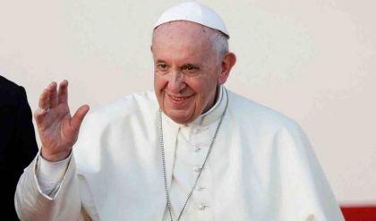 لقاء يجمع البابا مع السيستاني خلال زيارته الى العراق