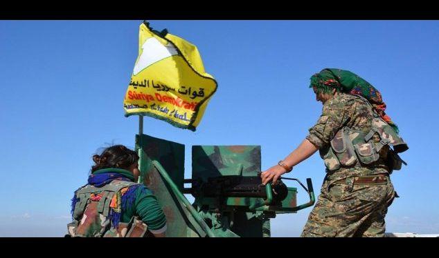 قوات سوريا الديمقراطية تعلن القضاء على داعش نهائيا