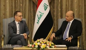 برهم صالح: العراق يحتاج إلى ترسيخ أسس شراكة حقيقية مع بقيةِ دول العالم