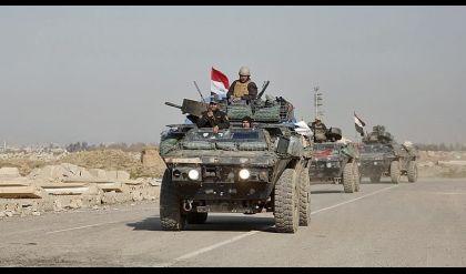 تنفيذ عملية امنية في الموصل