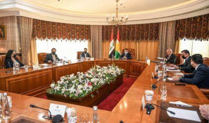 داعياً لترحيب الأطراف العراقية بمبادرة الكاظمي.. مسرور بارزاني يؤكد رغبة كوردستان بإيجاد حل جذري