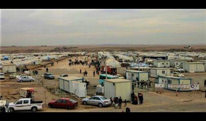 164 الف نازح توجهوا إلى إقليم كوردستان منذ إنطلاق معركة الموصل
