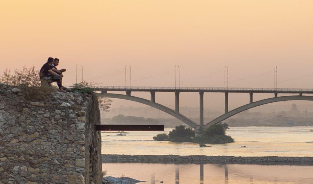 للجسور اولوية في حركة اعمار نينوى