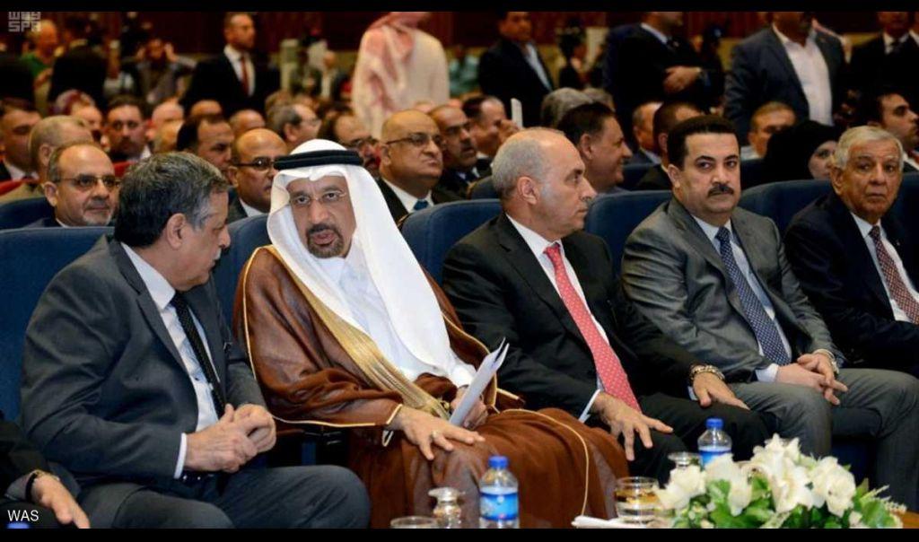 وزير الطاقة السعودي يشارك بافتتاح معرض بغداد الدولي