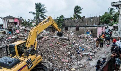 ارتفاع حصيلة ضحايا زلزال هايتي إلى 2189 قتيلاً