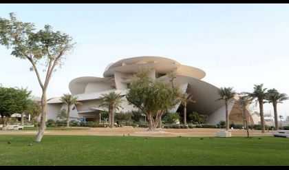 قطر تفتتح متحف