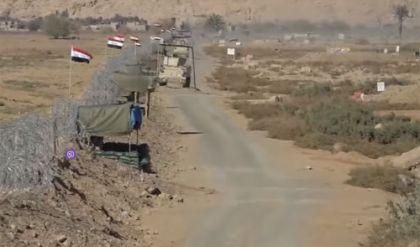 الدفاع تكشف عن اجراءات تأمين الحدود العراقية السورية