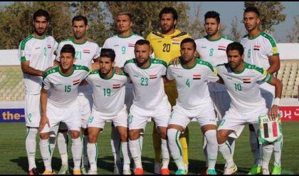 مطلع الشهر المقبل المنتخب العراقي يغادر الى العين الاماراتية للقاء نظيره الكوري