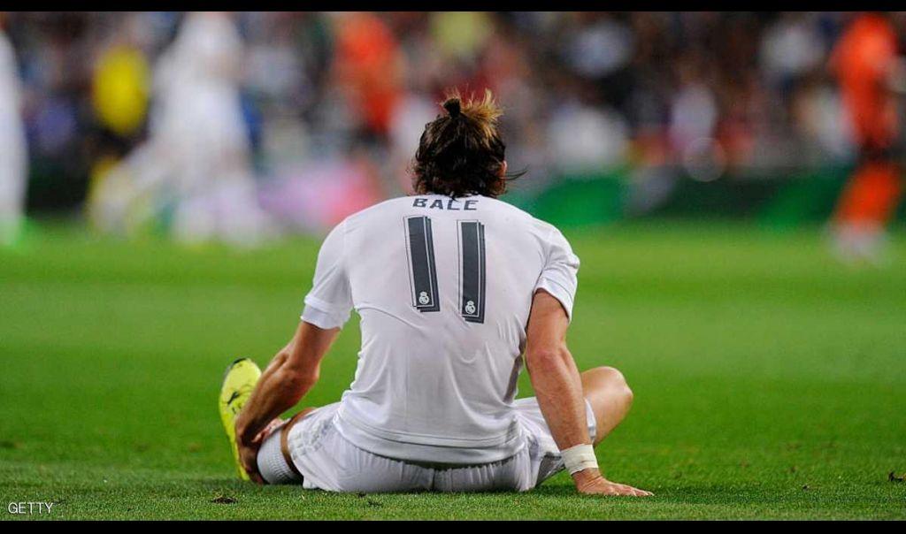 بيل في ريال مدريد.. إحصاء مرعب لـ عاشق الإصابات