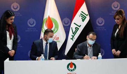 بطاقة 70 ألف برميل يومياً.. وزارة النفط توقع اتفاقاً لتنفيذ مصفى القيارة الاستثماري