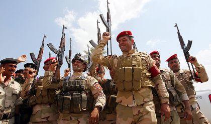 الجيش العراقي يحرر قرى الريحانية القديمة والجديدة وغزيلوة بالموصل