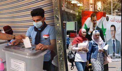 السوريون يشاركون في انتخابات رئاسية في مناطق سيطرة الحكومة