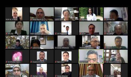 جامعتا الموصل و(ووهان) الصينية تعقدان مؤتمراً مشتركاً عن كورونا ويصدر توصيات