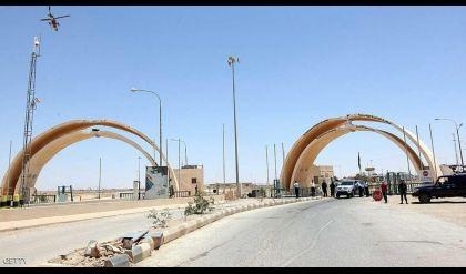 اعادة افتتاح معبر طريبيل الحدودي بين العراق والأردن