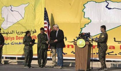 مبعوث أميركي: قسد ليست جزءاً من PKK ولا انسحاب من شمال وشرق سوريا بالمدى المنظور
