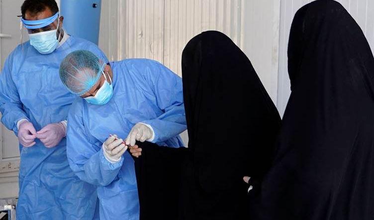 تسجيل 2049 إصابة جديدة و75 حالة وفاة بفيروس كورونا في العراق