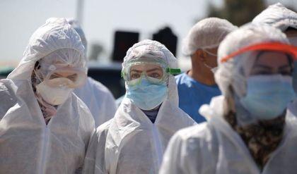 تسجيل 5189 إصابة جديدة بفيروس كورونا في العراق