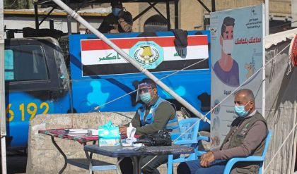 41 وفاة جديدة بفيروس كورونا في العراق