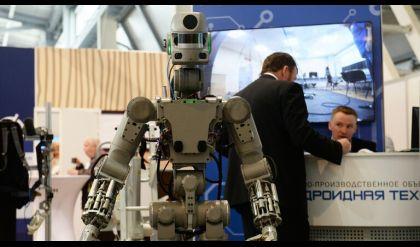 شركة روسية تبدأ العمل على صناعة روبوت لإرساله إلى الفضاء المفتوح
