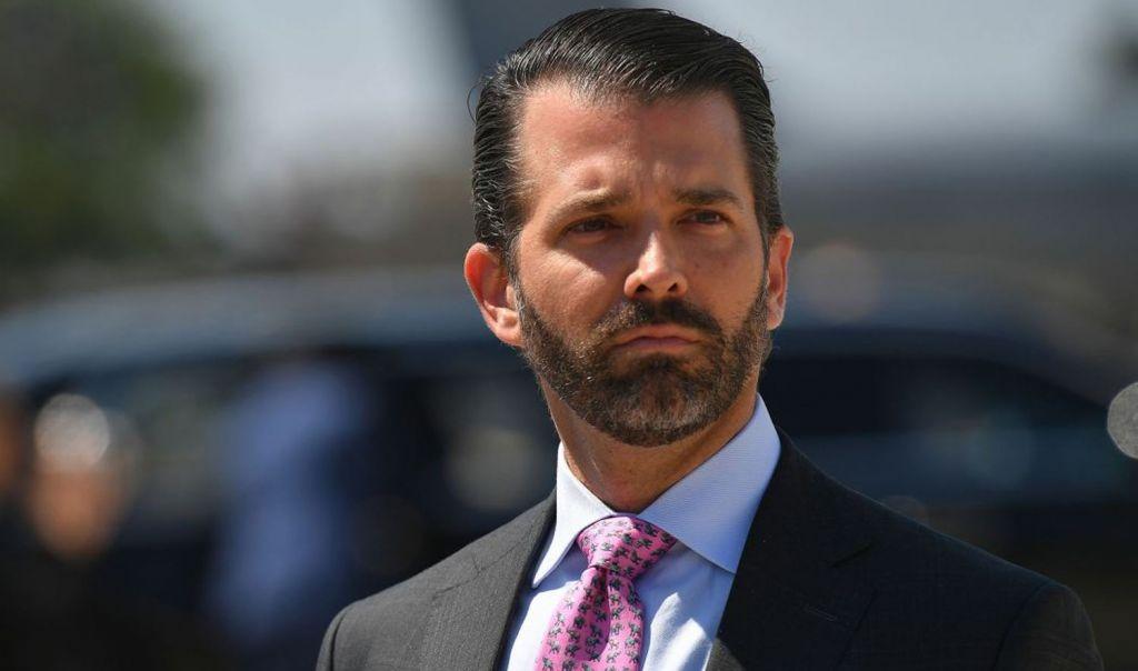 إصابة الابن الأكبر للرئيس الأميركي ترمب بفيروس كورونا
