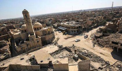 انتشال 93 جثة من تحت الأنقاض في أحياء متفرقة داخل مدينة الموصل القديمة