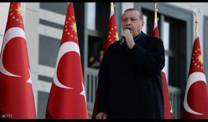 أردوغان يطلب الانضمام إلى حزبه