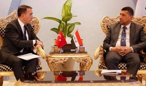 تركيا تعلن قرب اعادة افتتاح قنصليتها في الموصل