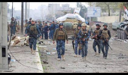 امتار تفصل عن تحرير الموصل بالكامل