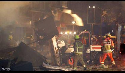 الشرطة البريطانية: انفجار ليستر ليس إرهابيا