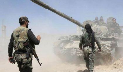ارتفاع جديد بحصيلة قتلى الاشتباكات بين القوات السورية وعناصر