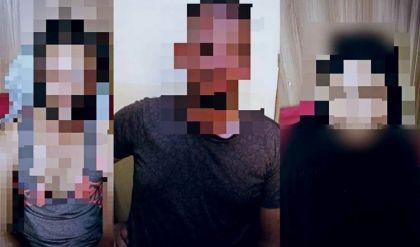 بينهم امرأة.. القاء القبض على عصابة للاتجار بالبشر في بغداد