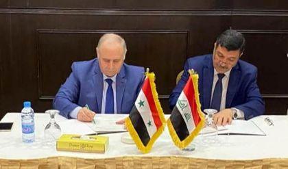 اتفاق عراقي - سوري على تقاسم واردات المياه