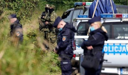 الخارجية تعلق بشأن وفاة عراقية على الحدود البيلاروسية البولندية