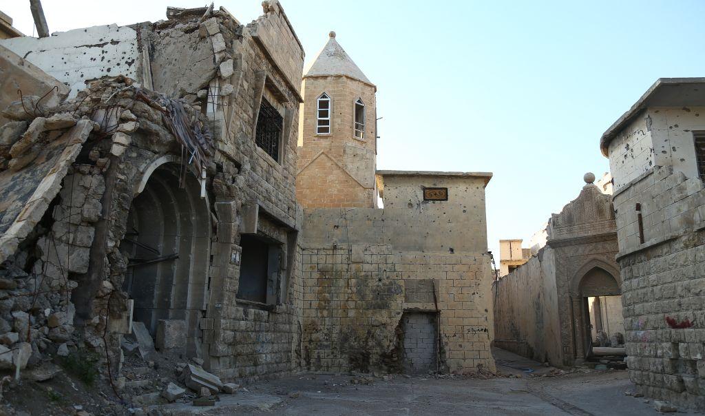الموصل بانتظار البابا وايمن المدينة سيكون المحطة المهمة