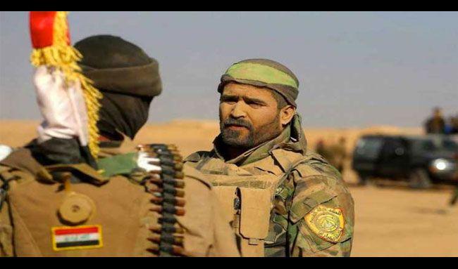 الحشد الشعبي يوضح طبيعة الهجوم الإرهابي جنوب الموصل