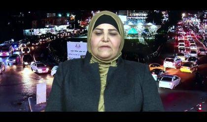 النائب محاسن حمدون تتحدث لراديو الغد عن عراقيل اقرار الموازنة وحصص نينوى منها
