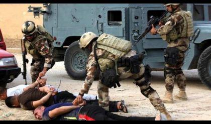 القبض على خمسة اشخاص ينتحلون صفة ضباط في الموصل
