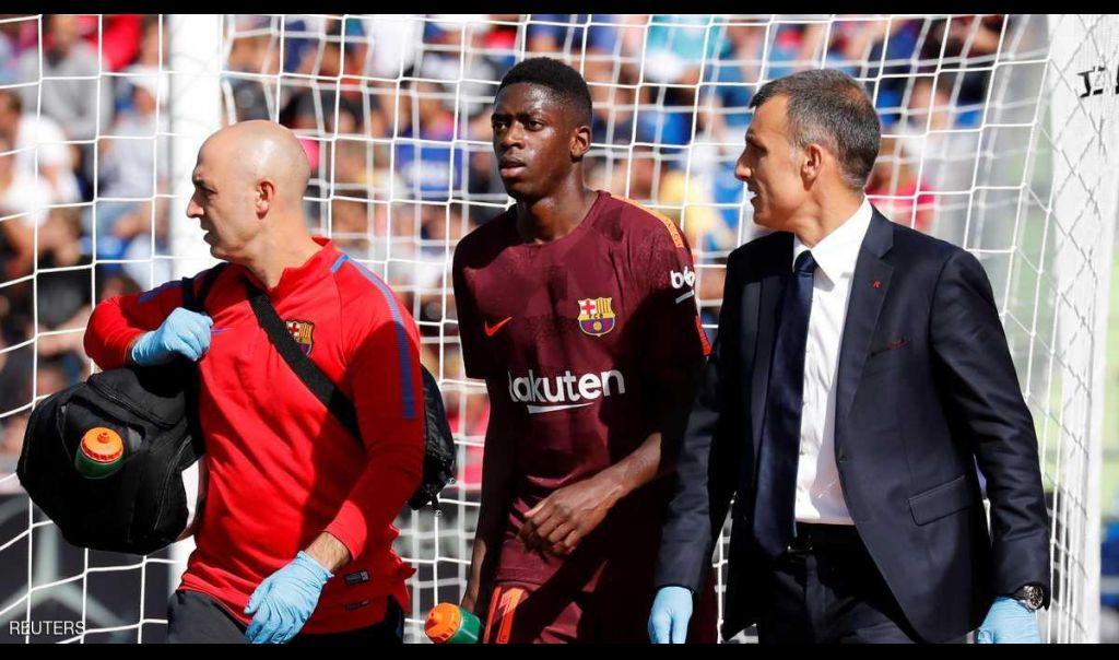 ضربة مؤلمة تنسي برشلونة فرحة العلامة الكاملة