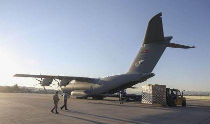 الصحة العراقية: الطائرة التركية حملت أطناناً من المستلزمات الطبية