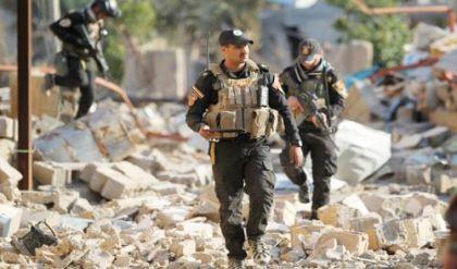 القبض على ثلاثة إرهابيين في أيمن الموصل
