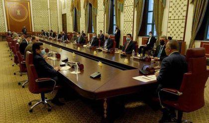 وفد حكومة إقليم كوردستان يزور بغداد غداً للتوصل إلى اتفاق